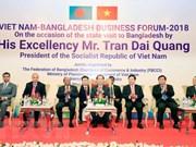 Vietnam aspira a impulsar inversiones a Bangladesh