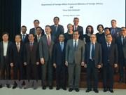 Vietnam y EE.UU. repasan nuevas oportunidades de inversión