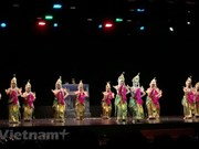 Indonesia por preservar danza tradicional