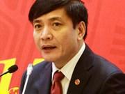 Organizaciones sindicales de Vietnam y Noruega intercambian experiencias