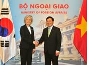 Vietnam y Sudcorea acuerdan impulsar cooperación multifacética