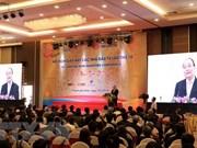 Premier vietnamita interviene en encuentro con inversores en Nghe An