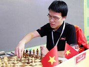 Ajedrecistas de talla mundial compiten en torneo HDBank en Vietnam