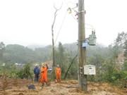 Provincia vietnamita de Phu Yen amplía red eléctrica con asistencia financiera de Japón