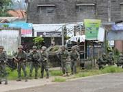 Aniquilados decenas de insurgentes armados en el sur de Filipinas