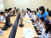 Inauguran en Vietnam curso de capacitación para maestros de francés en Asia- Pacífico