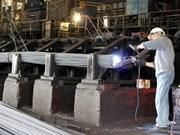 Duplican exportaciones de acero de Vietnam a Estados Unidos en lo que va de año