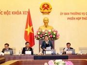 Comité Permanente del Parlamento vietnamita efectúa vigésimosegunda reunión