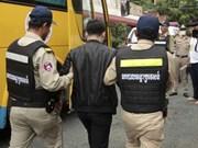 Camboya arresta a sospechosos chinos por fraude en las telecomunicaciones