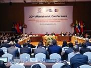 Aceleran preparación para Cumbre de Subregión del Gran Mekong en Vietnam