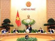 Gobierno de Vietnam emite resolución de reunión ordinaria de febrero