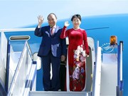 Premier de Vietnam llega a Canberra para iniciar visita oficial a Australia