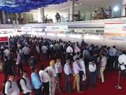 Decenas de empresas vietnamitas asistieron a feria de energía en la India