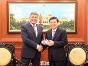 Ciudad Ho Chi Minh impulsa colaboración con Irlanda en agricultura verde