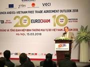 EuroCham publica décima edición de Libro Blanco en Hanoi