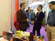 Productos agroforestales de Vietnam captan atención en Feria Comercial en Egipto