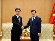 Vietnam facilita inversiones japonesas en proyectos de energía