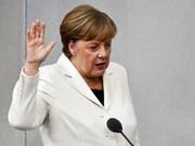 Vietnam felicita a Angela Merkel por su reelección