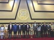 ASEAN fortalece conectividad intrabloque y desarrollo de infraestructura sostenible
