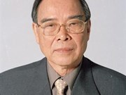 Fallece expremier vietnamita Phan Van Khai