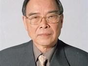 COMUNICADO ESPECIAL: Fallece expremier vietnamita Phan Van Khai
