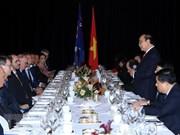 Vietnam se compromete a facilitar la inversión australiana