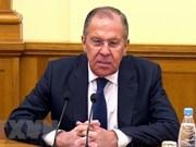 Canciller ruso optimista sobre relaciones con Vietnam