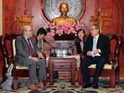 Ciudad Ho Chi Minh y Fondo Monetario Internacional refuerzan cooperación