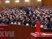 Vietnam felicita a dirigentes chinos recién elegidos
