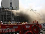 Al menos cuatro muertos en incendio en Filipinas
