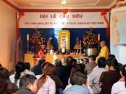 Vietnamitas en Berlín recuerdan a connacionales caídos en Gac Ma