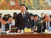Ministro de Justicia de Vietnam comparece ante el Parlamento