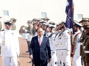 Visitas del premier vietnamita a Nueva Zelanda y Australia elevan nexos bilaterales, afirma vicecanciller