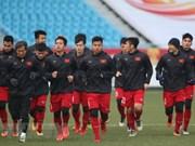 Fútbol de Vietnam lidera clasificación del Sudeste Asiático