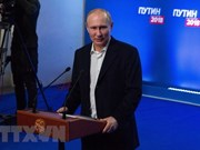 Máximo dirigente político de Vietnam saluda victoria de Putin