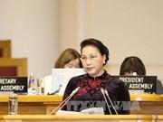 Presidenta del Parlamento vietnamita asistirá a IPU-138 y visitará Países Bajos