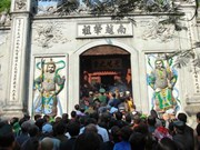 Cuatro provincias vietnamitas se incorporarán al Festival del Templo dedicado a los Reyes Hung