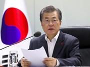 Presidente de Sudcorea se entrevistará con selección sub23 de fútbol de Vietnam