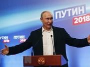 Presidente de Vietnam felicita a Vladimir Putin