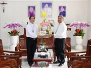 Felicitan a Diócesis de Phu Cuong en Día de San José