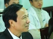 Médico vietnamita gana Premio Nikkei de Asia