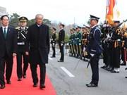 Sudcorea y Singapur mantienen asociación para abordar asuntos de seguridad