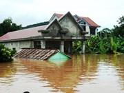 Construyen casas resistentes a tormentas para las víctimas del tifón en Quang Nam