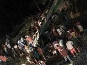 Al menos 19 muertos en accidente de autobús en Filipinas