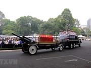 Vietnam agradece muestras de afecto y condolencias por fallecimiento de Phan Van Khai