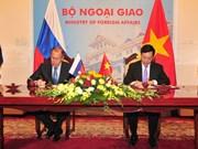 Fortalecen Vietnam y Rusia nexos bilaterales