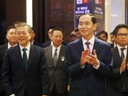 Relaciones Vietnam-Sudcorea dependen del dinamismo de las empresas, afirma presidente Dai Quang
