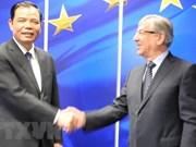 Vietnam insta a asistencia técnica de UE en lucha contra pesca ilegal