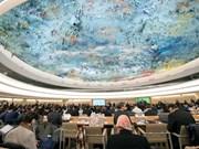 Activa participación de Vietnam en el 37 período de sesiones del Consejo de Derechos Humanos