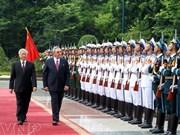 Visita a Cuba del máximo dirigente político de Vietnam fortalecerá la confianza política binacional